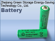 Zhejiang Green Storage Energy-Saving Technology Co., Ltd.