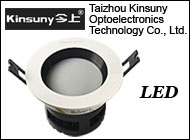 Taizhou Kinsuny Optoelectronics Technology Co., Ltd.