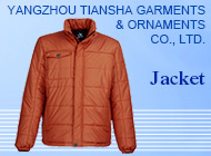YANGZHOU TIANSHA GARMENTS & ORNAMENTS CO., LTD.