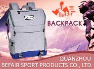 QUANZHOU BEFAIR SPORT PRODUCTS CO., LTD.