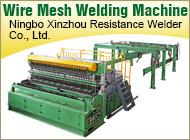 Ningbo Xinzhou Resistance Welder Co., Ltd.