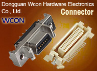 Dongguan Wcon Hardware Electronics Co., Ltd.