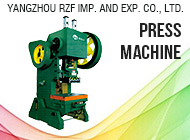 YANGZHOU RZF IMP. AND EXP. CO., LTD.
