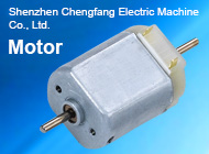 Shenzhen Chengfang Electric Machine Co., Ltd.