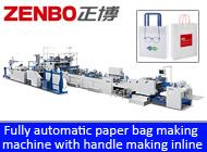 Zhejiang Zenbo Printing Machinery Co., Ltd.