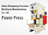 Anhui Zhongwang Precision Machinery Manufacturing Co., Ltd.