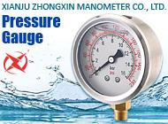 XIANJU ZHONGXIN MANOMETER CO., LTD.