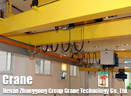 Henan Zhonggong Group Crane Technology Co., Ltd.