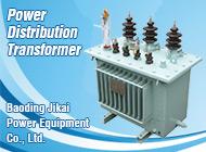 Baoding Jikai Power Equipment Co., Ltd.