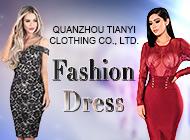 QUANZHOU TIANYI CLOTHING CO., LTD.