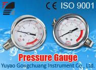 Yuyao Gongchuang Instrument Co., Ltd.