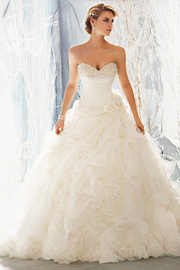 Bridal Wedding Ball Gown
