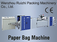 Wenzhou Ruizhi Packing Machinery Co., Ltd.