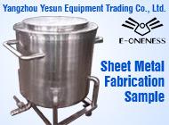 Yangzhou Yesun Equipment Trading Co., Ltd.