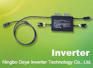 Ningbo Deye Inverter Technology Co., Ltd.