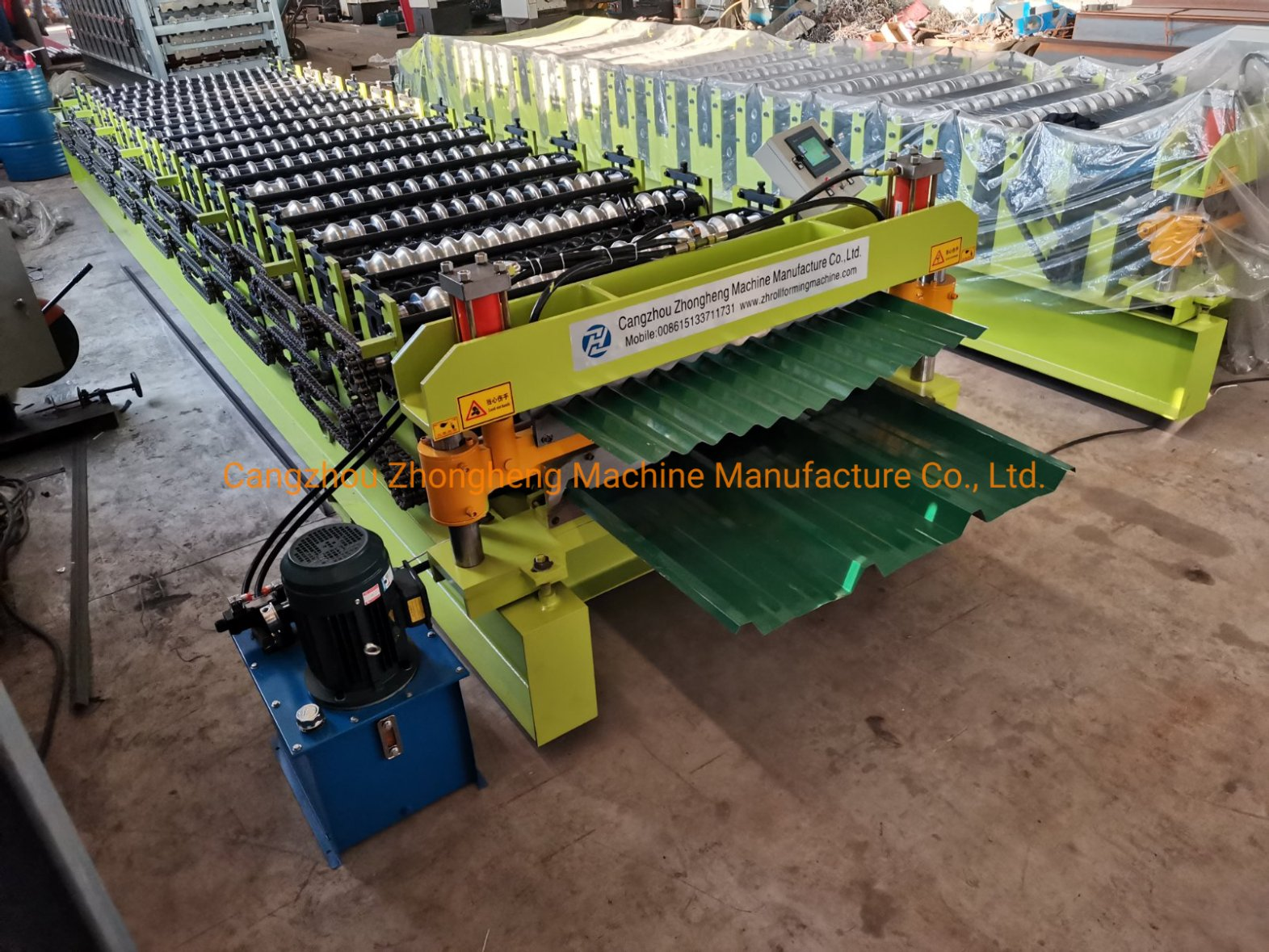 Cangzhou Zhongheng Machine Manufacture Co., Ltd.