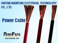 HAIYAN NIANFENG ELECTRICAL TECHNOLOGY CO., LTD.