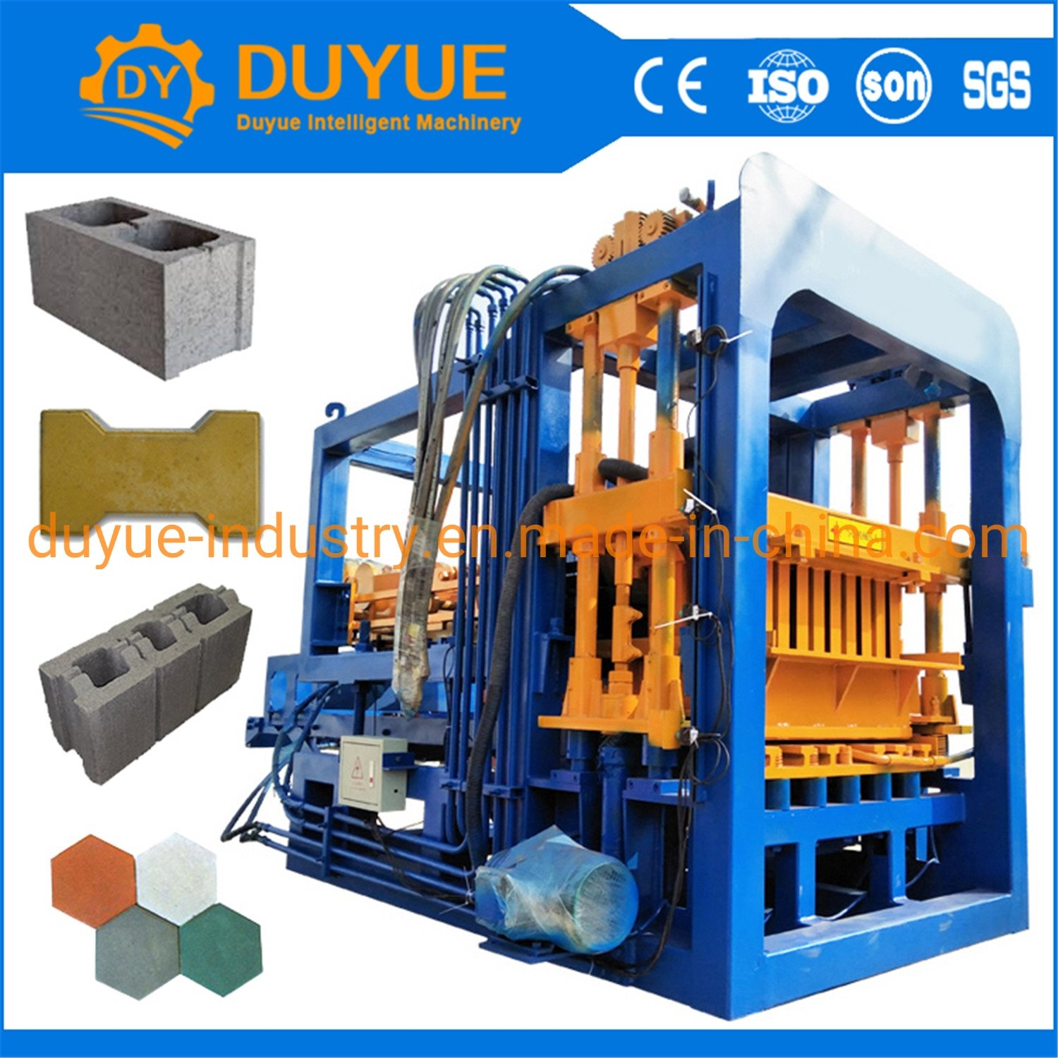 Linyi Duyue Import and Export Co., Ltd.