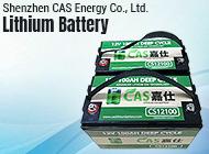Shenzhen CAS Energy Co., Ltd.