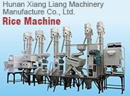 Hunan Xiang Liang Machinery Manufacture Co., Ltd.