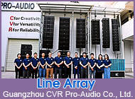 Guangzhou CVR Pro-Audio Co., Ltd.