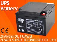 ZHANGZHOU HUAWEI POWER SUPPLY TECHNOLOGY CO., LTD.