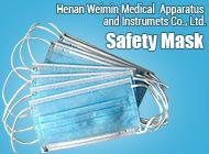Henan Weimin Medical Apparatus and Instrumets Co., Ltd.