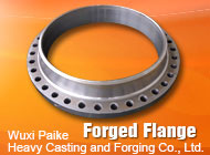 Wuxi Paike Heavy Casting and Forging Co., Ltd.