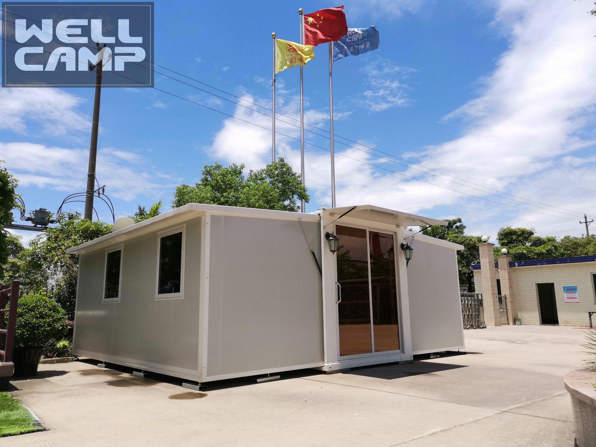 Guangdong Wellcamp Steel Structure&Modular Housing Co., Ltd.