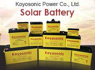 Koyosonic Power Co., Ltd.