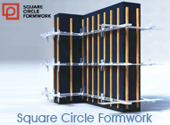Square Circle Formwork