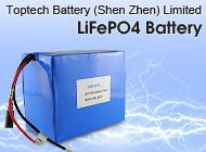 Toptech Battery (Shen Zhen) Limited