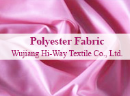 Wujiang Hi-Way Textile Co., Ltd.