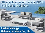 Foshan Zhongyi Outdoor Furniture Co., Ltd.