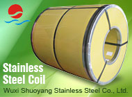 Wuxi Shuoyang Stainless Steel Co., Ltd.