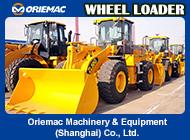 Oriemac Machinery & Equipment (Shanghai) Co., Ltd.
