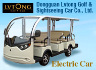 Dongguan Lvtong Golf & Sightseeing Car Co., Ltd.