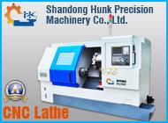 Shandong Hunk Precision Machinery Co., Ltd.