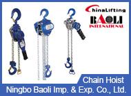 Ningbo Baoli Imp. & Exp. Co., Ltd.