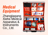 Zhangjiagang Xiehe Medical Apparatus & Instruments Co., Ltd.