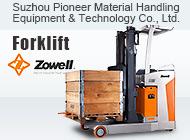 Suzhou Pioneer Material Handling Equipment & Technology Co., Ltd.