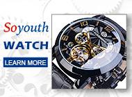 Guangzhou Soyouth Wristwatch Co., Ltd.