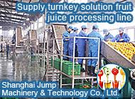 Shanghai Jump Machinery & Technology Co., Ltd.