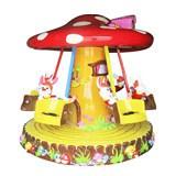 Carousel Mushroom Swing Ride