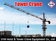 SYM Hoist & Tower Crane Equipment Co., Ltd.