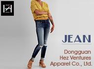 Dongguan Hez Ventures Apparel Co., Ltd.