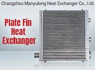 Changzhou Manyulong Heat Exchanger Co., Ltd.