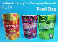 Foshan Ai Huang Cai Packaging Materials Co., Ltd.