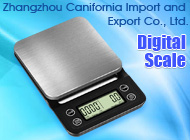 Zhangzhou Canifornia Import and Export Co., Ltd.