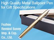 Fuzhou Remind Sunny Imp. & Exp. Co., Ltd.
